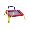Mini trampoline with handle 002